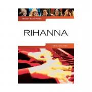 Music Sales Really Easy Piano - Rihanna - 15 Rihanna Hits Libro de