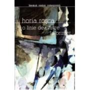 O linie de plutire la orizont - Horia Rosca