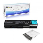 Whitenergy Bateria Toshiba Dynabook AX/Satellite A200 4400mAh Li-Ion 10.8V (04932)