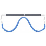 Bara multifunctionala Kettler 7361-600, Coarda elastica: 150 cm (Gri/Albastru)