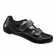 Shimano R065 Road Cycling Shoes - Black - EU 37 - Black
