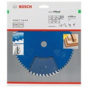 Диск за циркуляр Expert for Wood 210 x 30 x 2,4 mm, 56, 2608644057, BOSCH