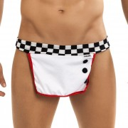 Candyman Naughty Chef Apron Front Costume Outfit Thong Underwear 99077