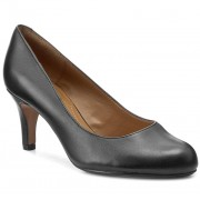 Обувки CLARKS - Arista Abe 261043674 Black Leather