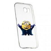 Husa de protectie Minion Vampire Samsung Galaxy S7 rez. la uzura anti-alunecare Silicon 204