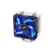 Cooler AMD/Intel p/ Gamer DeepCool GAMMAXX 400 Led Azul