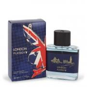 Playboy London Eau De Toilette Spray 1.7 oz / 50.27 mL Men's Fragrances 543736
