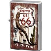 Bricheta metalica - Route 66 Survivor