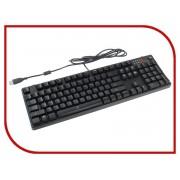 Клавиатура Tt eSports Poseidon Z RGB Black Blue Switch KB-PZR-KLBRRU-01