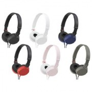 Snowbudy Stereo Best Quality Headphone MDR-ZX100 Type (Colour May Very)