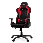 Arozzi Mezzo V2 Fabric Gaming Chair Black/Red MEZZO-V2-FB-RED