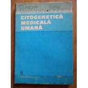 Citogenetica Medicala Umana - C. Maximilian Barbu Ionescu