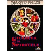Giulietta degli spiriti:Giulietta Masina,Sandra Milo,Frederico Fellini - Giulieta si spiritele (DVD)