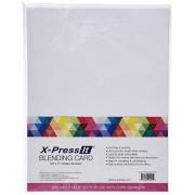 Copic Marker X-Press It Blending Card Papel de 21.6 cm x 27.9 cm para Aplicaciones con Tintas y Rotuladores, 25 Hojas
