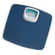 Rorian Virgo Weight Machine For Human Body, Capacity 120Kg Mechanical Manual Analog (9820) Weighing Scale(Blue)