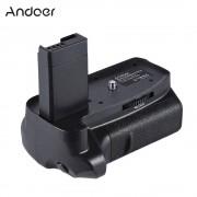 Andoer BG-1H Verticale Batterij Grip Pak Voor 2 * LP-E10 Batterij voor Canon EOS 1100D 1200D 1300D/Rebel T3 T5 T6 Dslr-camera