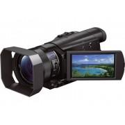 "Sony Videokamera Sony FDR-AX100E 8.9 cm 3.5 "" 20.9 MPix Zoom (optisk): 12 x Svart"