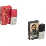 Skyedventures Set of 2 Attar Rose 20ml-Hello Handsome 20ml Perfume