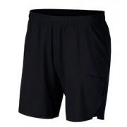 NIKE Flex ace Shorts 9 tum Black (L)