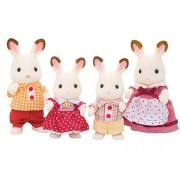 Epoch Sylvanian Families Sylvanian Family Doll Set Chocolat Rabbit Family Fs 16