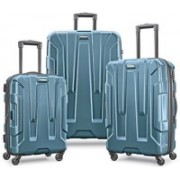 Samsonite Solid Hard Body Expandable Check-in Luggage - 30 inch(Blue)