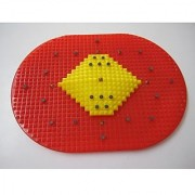 Acupressure Mat For Pain Relief With Magnets-BUMPER