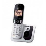 Panasonic Teléfono inalámbrico digital Panasonic KX-TGC210 Gris