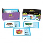 Educational Insights Hot Dots Blends & Digraphs Activity Cards