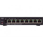 Cisco SG250-08 8-Port Gigabit Smart Switch