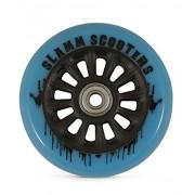 Slamm Scooters Stateside Pro Scooter Nylon Core Wheel and Bearings - Blue