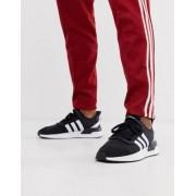 adidas Originals u-path run trainers in black - male - Black - Size: 11
