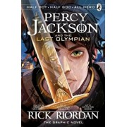The Last Olympian: The Graphic Novel (Percy Jackson Book 5)/Rick Riordan