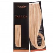 Poze Standard Tape On Extensions - 52g Glam Blonde 10B/11N - 50cm