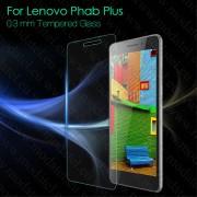 "Стъклен протектор за Lenovo Phablet Plus PB1-770n 6.8"" (Темперирано закалено стъкло)"