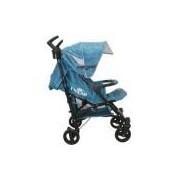 Carrinho De Bebê Dream Blue Até 15kg Baby Style
