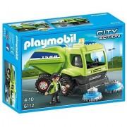 PLAYMOBIL Street Cleaner Playset