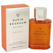 David Beckham Instinct Sport For Men By David Beckham Eau De Toilette Spray 1.7 Oz