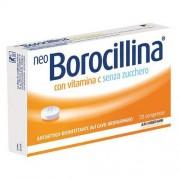 Alfasigma Spa Neoborocillina C 1,2 Mg + 70 Mg Pastiglie Con Vitamina C Senza Zucchero 20 Pastiglie