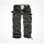 Spodnie Premium Vintage Surplus BLACK CAMO trouseres, 05-3597-42