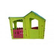 Keter Magic Villa Playhouse - Blue Roof