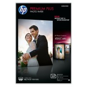 HP Premium Plus Glossy Photo Paper-25 sht/10 x 15 cm