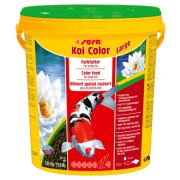 Hrana koi granule Sera Koi Color Large 21L, 5,35kg, 7028