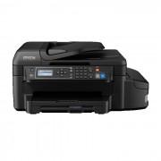 MFP, EPSON L655, InkJet, Fax, ADF, Duplex, WiFi (C11CE71401)