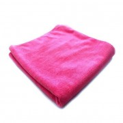 Twotags Microfibre Large Towel Hot Pink