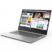 Лаптоп Lenovo IdeaPad UltraSlim 530s, 14.0 инча IPS FullHD, i5-8250U QuadCore, 8GB DDR4, 256GB m.2 SSD, Пръстов отпечатък, Сив, 81EU00EABM