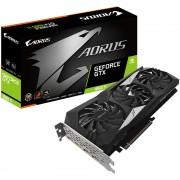 VGA Gigabyte AORUS GeForce GTX 1660 Ti 6G, nVidia GeForce GTX 1660 Ti, 6GB, do 1890MHz, 24mj (GV-N166TAORUS-6GD)