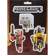 Sticker Minecraft ORIGINAL licenta Mojang