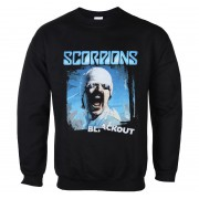sweat-shirt sans capuche pour hommes Scorpions - Blackout - LOW FREQUENCY - SCSW08027