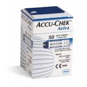 Roche Diagnostic Accu chek Aviva strisce (50 pz)