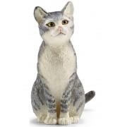 Schleich Katt sittande 13771